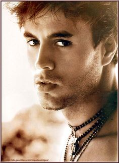 Enrique Iglesias--Celtic ancestry from Galicia, Spain