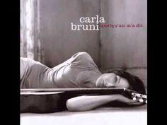 Carla Bruni - Quelqu'un m'a dit (Full Album) (2002)