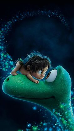 The Good Dinosaur: Downloadable Wallpaper for iOS & Android Phones ...
