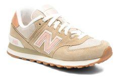 New Balance Sneaker WL574 3 von 4 ansichten