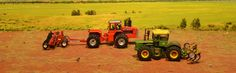 Model Farm Monday Week 170 | Customs & Display Journals ® | Toy Talk | The Toy Tractor Times Online Magazine