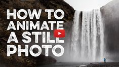 Video Tutorial: How To Animate a Still Photo in Photoshop