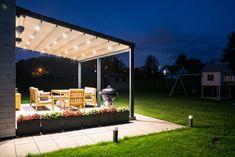 Backyard Patio, Pergola Patio, Bbq Area, Garden Inspiration, Relax, Home And Garden, Outdoor Decor, Instagram Posts, House