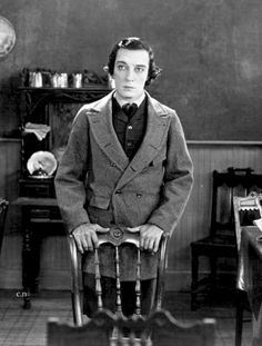 Buster Keaton [The General]