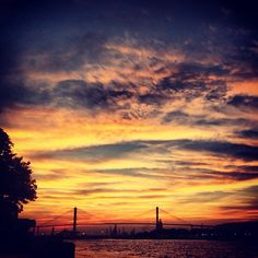 When was the last time you experienced a beautiful Savannah sunset?