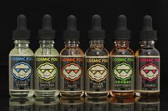 Cosmic Fog has blown in! Check out these great flavors from a smooth line!  --- Are you ready to indulge in a new line of unique and amazing line of premium e-liquid? Cosmic Fog has been taking off in popularity in the vape community due to their hit flavors including Nutz an Milk & Honey and I expect most of you have tried it already, but for those who have not: prepare for a treat and allow me to introduce an awesome lineup! #ecig #ecigs #eliqiud #ejuice #cosmicfog