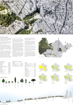 Estas son las propuestas que compiten para remodelar la Plaza España en Madrid,Archipiélago. Image © Difusión Ayuntamiento de Madrid