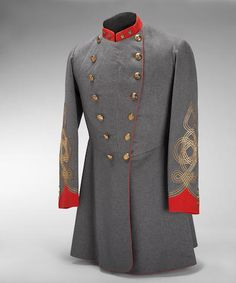 An historic Confederate uniform grouping of Lt. Col. Richard Snowden Andrews, founder of the Maryland Light Artillery  PR and cat