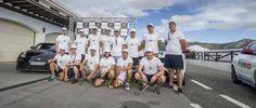Finalistas de GT Academy 2014 Carlos Martínez, Cristian Manzano, Rafael Tourón y Andrés Estrada representarán a España en el Race Camp.