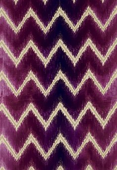 "Shock Wave Ruby Fabric SKU - 54863 Repeat - Straight Width - 50.5"" Horizontal Repeat - 25.25"" Vertical Repeat - 14"" Abrasion Results - Martindale 8,000 Fabric Content - 63% Silk, 37% Cotton (Pile Contents 100% Silk) Country of Finish - Italy"