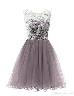 Dress Party Juniors 2017 Graduation Dresses For 8th Grade Cheap Cap Sleeve Homecoming Dresses Short Teenage Homecoming Dresses Websites For Homecoming Dresses From Okokbridal, $108.16| Dhgate.Com
