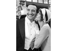 Os atores mais elegantes do cinema segundo a GQ: Jean Dujardin em O Artista. #cinema