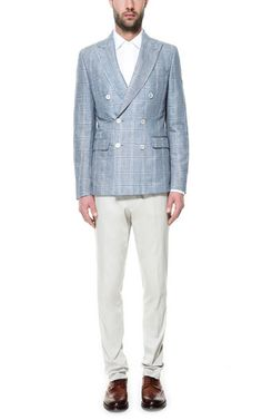 91f38d1da480 Linen Blazer from Zara is a must buy and needs to be