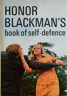 Honor Blackman's Book of Self-Defense, 1965