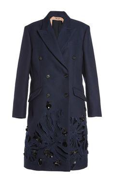 Shop Clio Coat by No. 21 for Preorder on Moda Operandi