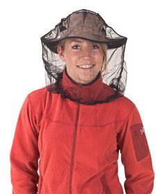 Sea to Summit Mosquito Head Net with Insect Shield - OMJ Outdoors