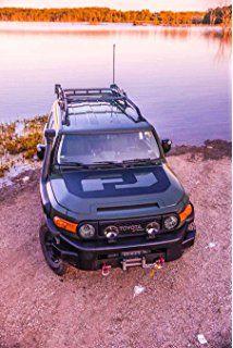 Toyota FJ Cruiser Blackout
