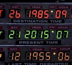 Happy Back to the Future Day!  From flat screen TVs to video conferencing to even hoverboards Back to the Future got some things right.   But what about the Cubs?     And get your future car truck or SUV right here right now at Glockner where We Make it Easy!