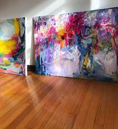 40 x 50cm Print 40x Loui Jover Path Canvas Print Multi-colour