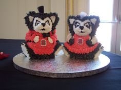 Mr & Mrs Wuf