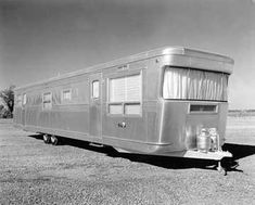 """Spartan the """"Cadillac"""" of trailers."""