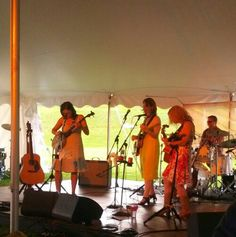 The Boxcar Lilies at the Green River Festival 2013