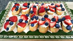 temp-tations® by Tara: Fresh Berry Crostini