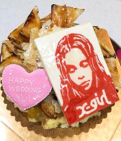 x-girlのアップルパイタルト Cakes, Portrait, Wedding, Food, Valentines Day Weddings, Mudpie, Men Portrait, Cake, Weddings