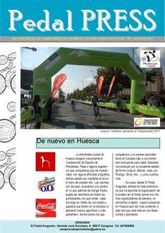 IV Campeonato de España de Ciclismo para Periodistas  7 de octubre de 2012  HUESCA