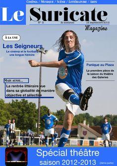 Le Suricate - Deuxième Numéro  L'e-Magazine culturel en francophonie !