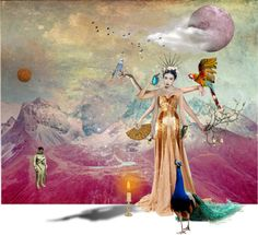 """Artemis"" by caroline-cameron ❤ liked on Polyvore"