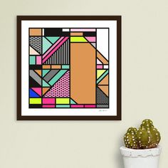 Discover «hello colors», Limited Edition Fine Art Print by Yahya Rifandaru - From $39 - Curioos