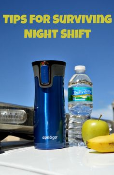 surviving night shift and a giveaway