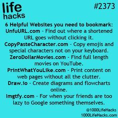 Photo   1000 Life Hacks   Bloglovin'