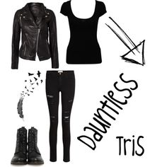 Dauntless - Tris