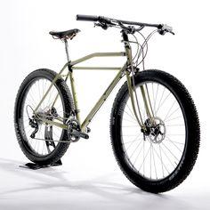 5e445ba20c1 A Gallus In Green: Stuart's Kustom Klunker Mountain Bicycle, Mountain Biking,  Girls Mac