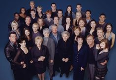 As The World Turns Cast....my other soap off the air...WTH!!