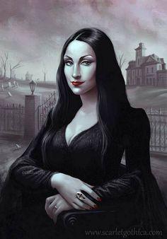 Mona Morticia
