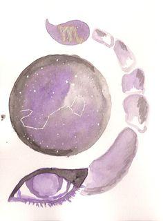never seen scorpio done like this Scorpio Art, Scorpio Love, Zodiac Signs Scorpio, Zodiac Art, Astrology Zodiac, Ascendant Lion, Scorpio Season, Body Art Tattoos, Art Drawings