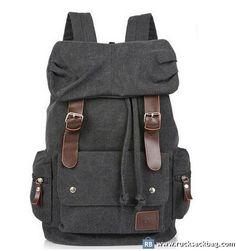 $48.99 Men Rucksack BackpackBackpacks for Middle School College Bag