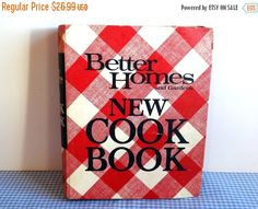 ON SALE Vintage Better Homes and Gardens by TimelessTreasuresbyM