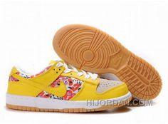 more photos 3e49b 6c2cf Sale Womens Nike Dunk Sb Low Cut Shoes Yellow Red White, Price   91.00 -  Air Jordan Shoes, Michael Jordan Shoes
