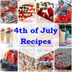 fourth of july fun food facts