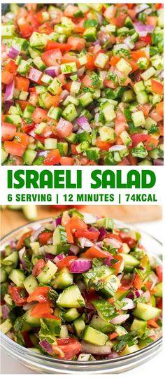 Diet Salad Recipes, Veg Recipes, Vegetarian Recipes, Healthy Recipes, Recipies, Healthy Meal Prep, Healthy Snacks, Healthy Eating, Salad Bar
