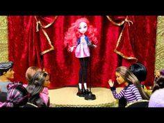 How to Make a Doll School: Stage | Plus Custom Equestria Monster Pinkie Pie