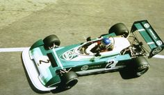 Patrick Tambay - Chevron B42 Hart - ICI Chevron Cars - XXXVIII Grand Prix Automobile de Pau 1978