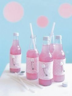 Way too cute for a baby girl shower