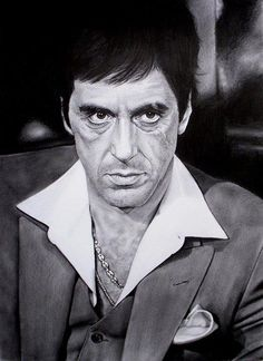 scarface portraits - Google Search