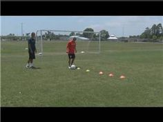Soccer Tips : Tips for Youth Soccer Coaching Drills - YouTube