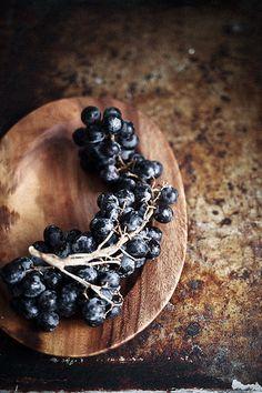Grapes by Vivian An